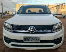 Vw volkswagen amarok trendline cd 2.0 4x4 diesel at 16-17 - 2017