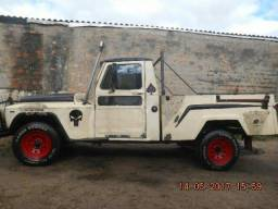Rural f75 4x2 1976 willys jeep