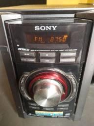 Aparelho de som Sony, 150$