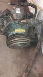 Compressor de ar condicionado pra onibus
