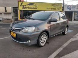Toyota Etios 2013 Xls top Completo Flex!!