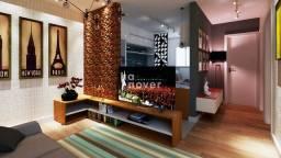 Apartamento 2 Dormitórios, Elevador e Churrasqueira - Bairro Camobi