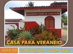 Casa na Ilha de Conceição / Itaparica - Aluguel