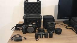 Sony Alpha 7RII + kit