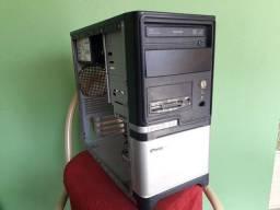 GABINETE + FONTE 350W + HD 320GB + DRIVER (ARAPIRACA-AL)