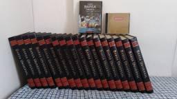 Enciclopédia Barsa 2011 com 18 volumes