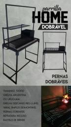 Parrillas, Pit Smokers e Grills