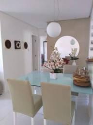 Apartamento no cond. Pier do Jacuipe com 2 quartos sendo 1 suíte, 66 m² por R$ 365.000 - B