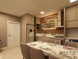 Apartamento com 2 dormitórios à venda, 53 m² por R$ 201.999 - Saguaçu - Joinville/SC