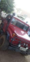 Vendo ou troco jeep Javali
