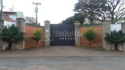 Chácara para alugar com 5 dormitórios em Chácaras são martinho, Campinas cod:CH005333