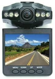 Camera Dvr Veicular Filmadora Automotiva Carro Full Hd Espiã