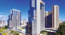 Apartamento de 1 quarto mobiliado para alugar na rua copaíba ? residencial df plaza ? água