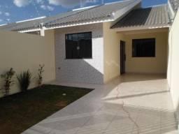 Casa de 03 Quartos, Área Gourmet e com Cerca Elétrica em Sarandi Jd. Ouro Verde