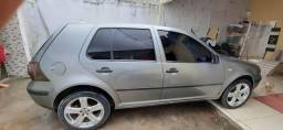 Golf 1.6 Gasolina Ano:2002/2003 - 2002