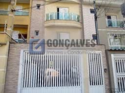 Apartamento à venda com 3 dormitórios em Vila pires, Santo andre cod:1030-1-130638