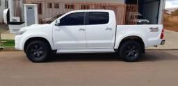 Hilux 3.0 srv diesel 4x4 auto - 2013