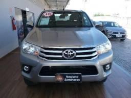Toyota Hilux Cabine Dupla SRV 2.8 Diesel Automática 4X4 - 2018
