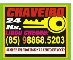 Chaveiro 24h Fortaleza em domicílio 85 98868.5203