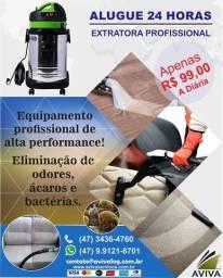 Extratora Profissional - Alugue e Economize