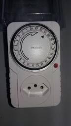 Temporizador analógico bivolt marca exatron
