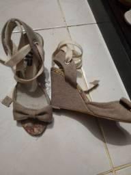 As 4 sandálias por 50,00