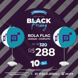 Bola Flag / Flag Ball (Black Friday)