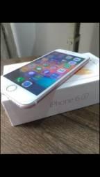iPhone 6s semi novo na caixa