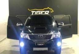 Vendo Hilux Srv 3.0 Turbo Diesel 13/14