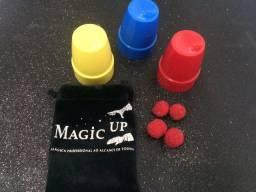 Mágica Covilhetes Americanos, Magic Up