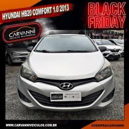 Hyundai HB20 Comfort 1.0 2013 Completo
