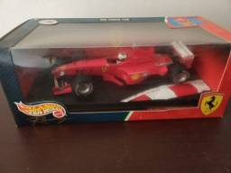 Michael Schumacher Carro Fórmula 1 Ferrari Miniatura