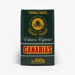 Erva Mate Uruguaia Canarias Ed Especial 500 g