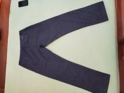 Calças jeans social masculina