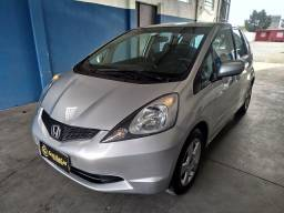 73 Mil KM Honda fit 1.4 LXL 2011 AUT c/multimídia placa i