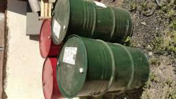 Tambores metal 200 litros