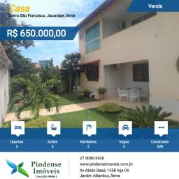 Casa duplex em Jacaraípe, 5 quartos