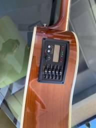 Vendo violão J-WHINTE novo nunca usado