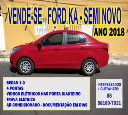 Ford Ka 2018 Semi Novo