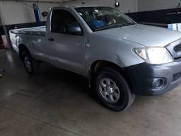 Hilux cabine simples 2.5 4x4 2011/11