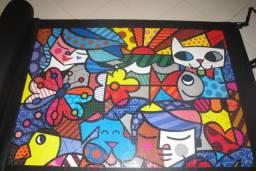 Quebra Cabeça Britto's Garden 5000 peças
