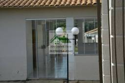 Casa Nova - Condomínio Fechado - ac financiamento
