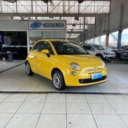 Fiat 500cc 1.4 Turbo Ano 2010