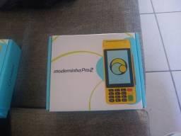 Maquinas de cartão PagSeguro pró 2
