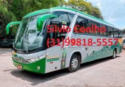 Ônibus Scania k310 top Ano 2014 = Silvio Coelho