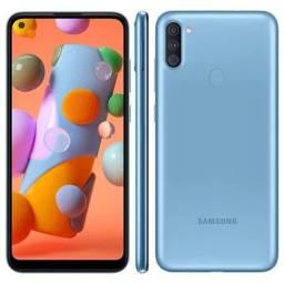 Samsung A11 azul 64Gb