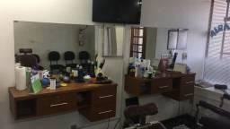 Móveis para salão/barbearia