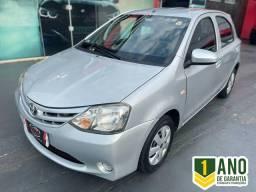 Título do anúncio: Toyota Etios 2014 1.3 FLEX