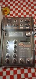 Mesa de som mxpayer com controle longa distância