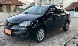 Etios sedan X plus 2019/20
